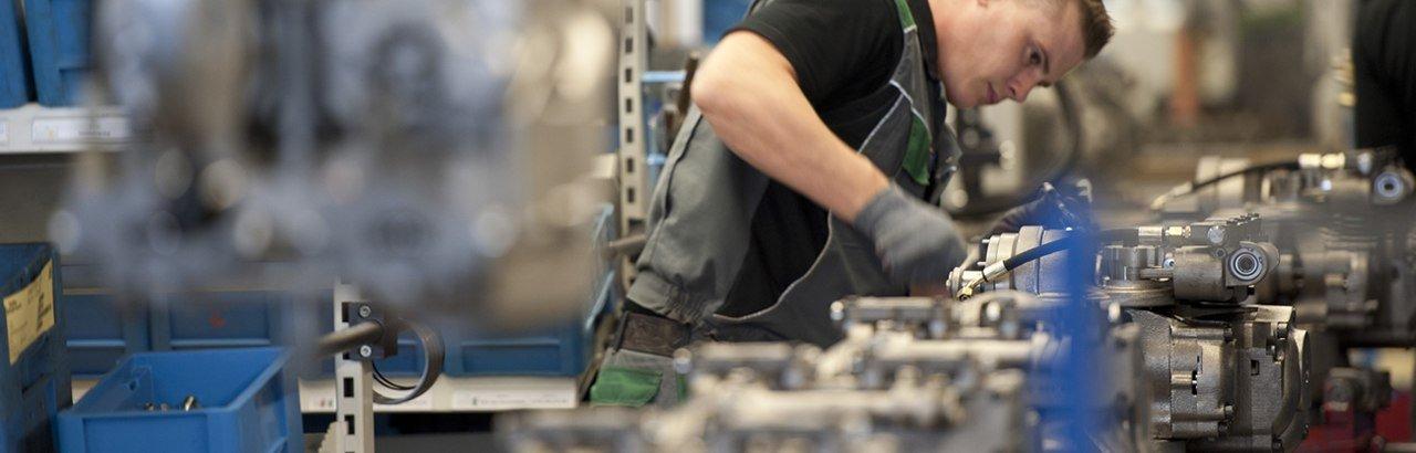Maschinenbau im Allgäu © Allgäu GmbH, Bruno Maul