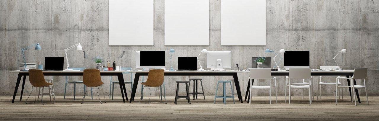 New Work Office © nikolarakic_stock.adobe.com