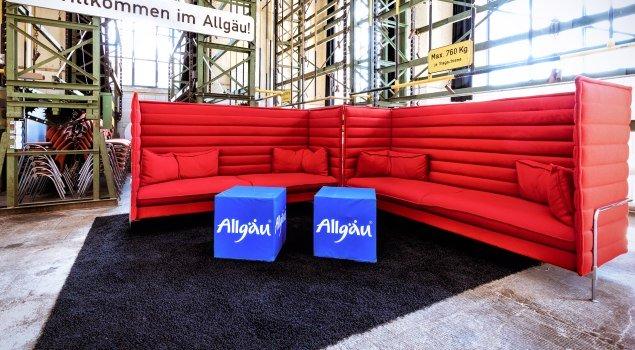 Allgäu Digital Gründerzentrum Location © Allgäu GmbH, Tobias Hertle