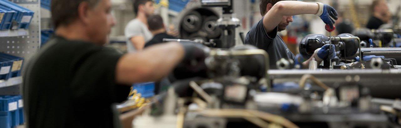 Maschinen und Fahrzeugbau - Leitbranche im Allgäu © Allgäu GmbH, Bruno Maul