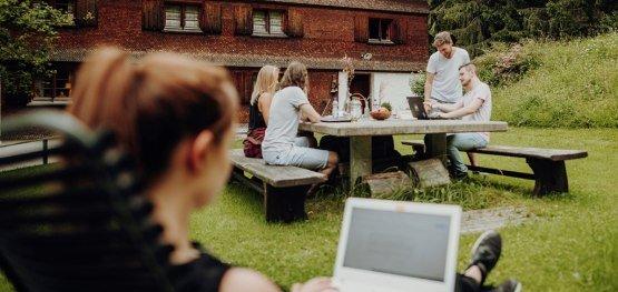 Das Allgäu - Der Geheimtipp für eine Workation © Allgäu GmbH, Philip Herzhoff