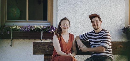 Projekt 'Traumhaus Bauernhof' Ramona und Paul hauchen den alten Mauern ihres Althofes neues Leben ein © Allgäu GmbH, Philip Herzhoff