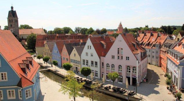 Memmingen Stadt © Allgäu GmbH, Katrin Dempf