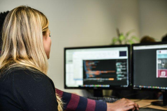 Programmieren einer eigenen Website © Allgäu GmbH