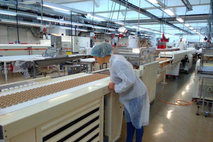 Bei der Qualitätskontrolle © Allgäu GmbH