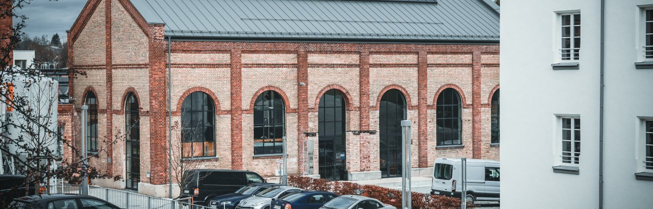Das digitale Gründerzentrum in Kempten. Ideenschmiede. Startrampe. Netzwerk.   © Allgäu GmbH, Tobias Hertle