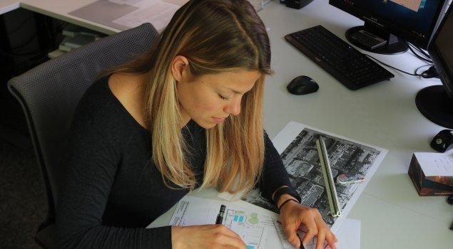 Ein neues Bauprojekt will geplant sein © Allgäu GmbH