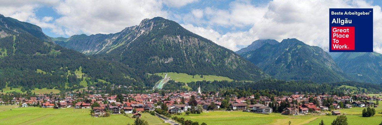 Great Place to Work® Deutschland 2020 Beste Arbeitgeber Allgäu © Great Place to Work® Deutschland