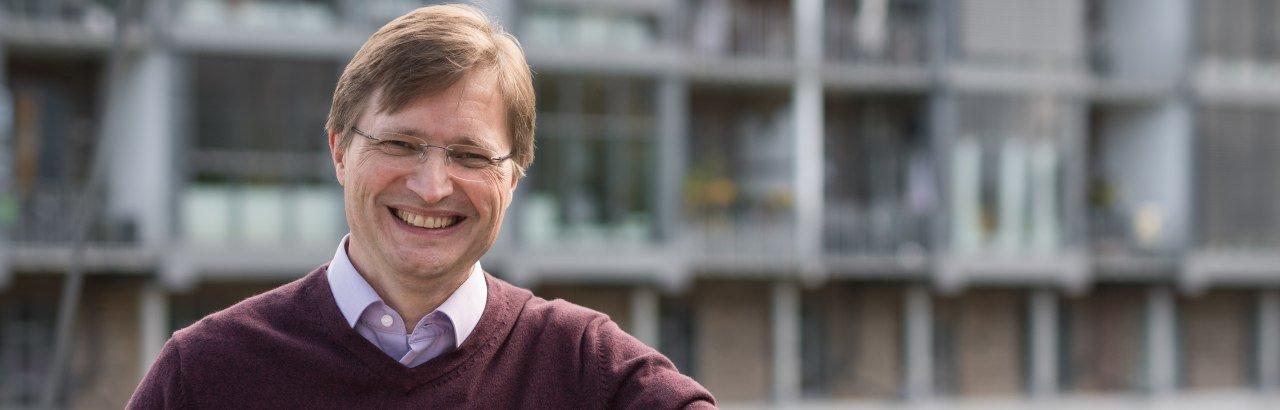 Egon Wuchner ist Gründer und Geschäftsführer von Cape of Good Code. © Allgäu GmbH, Tobias Hertle