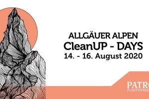Allgäuer Alpen CleanUP Days 2002 © Patron Plasticfree Peaks Martin Säckl & Raphael Vogler GbR