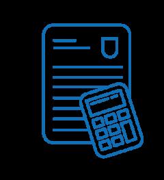 Icon Checkliste Steuern
