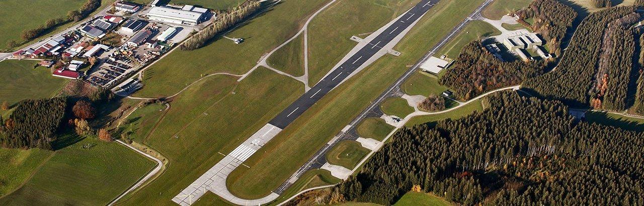 Luftaufnahme Kaufbeuren © Luftbild Bertram