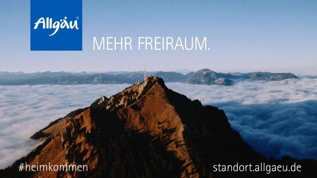 Mehr Freiraum © Allgäu GmbH