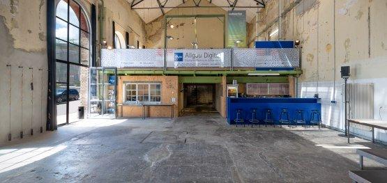 Allgäu Digital - Digitales Gründerzentrum Schlichterei Kempten Digitalwerkstatt © Allgäu GmbH, Tobias Hertle
