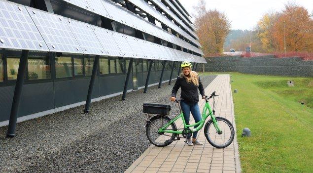 Mit dem Rad zu elobau! © Allgäu GmbH