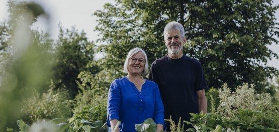 Gemüseanbau im eigenen Hochbeet spart CO2 und bietet frische, regionale Vielfalt © Allgäu GmbH, Philip Herzhoff