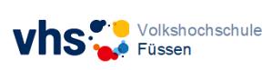 vhs_logo, © vhs Füssen e.V.
