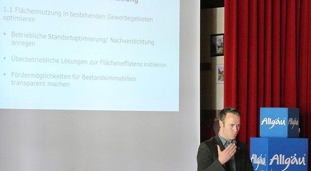 Ergebnispräsentation Gewerbeflächenstudie 5 © Allgäu GmbH