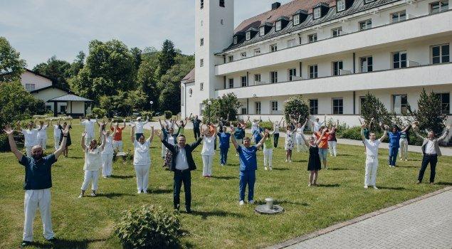 St. Vinzenz Kliniken Pfronten im Allgäu GmbH © Allgäu GmbH, Phillip Herzhoff