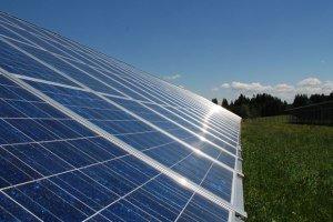Solaranlage © AÜW 2011, Projekt  AlpEnergy_Rhône-Alpes meets Allgäu