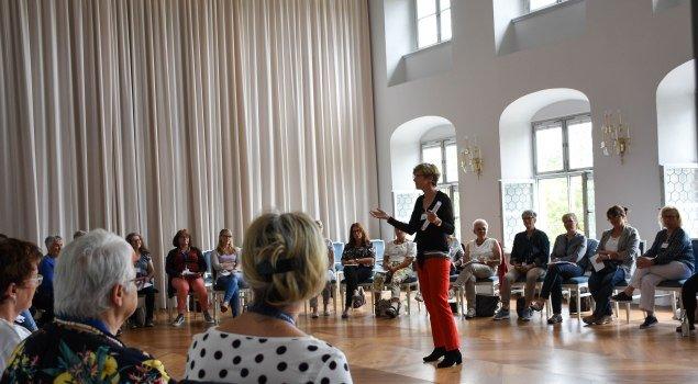 Fach- und Begegnungstag Demenz 2019 Kloster Irsee © Felix Franke