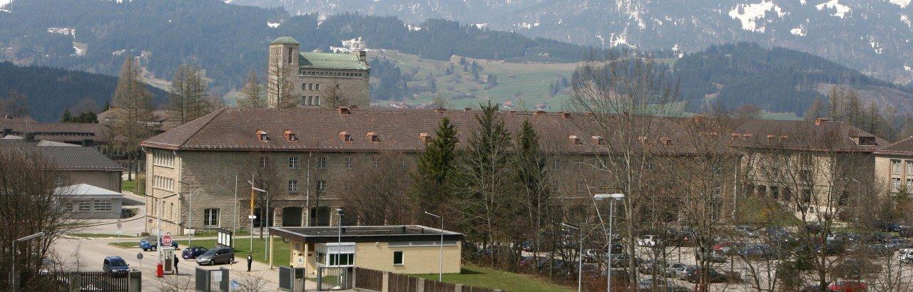 Sonthofen General Oberst Beck Kaserne © Allgäuer Zeitungsverlag GmbH