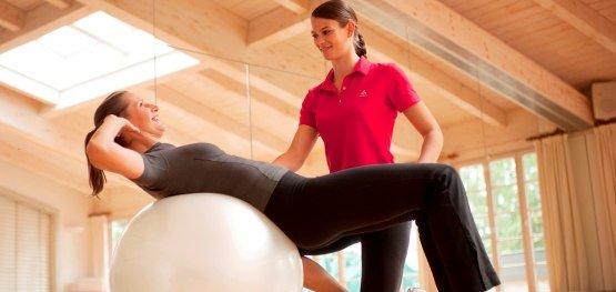 Gesundzeit Coach Training Fitness Sonnenalp Ofterschwang © Allgäu GmbH, Marc Oeder