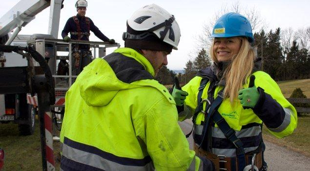 ... but safety first! © Allgäu GmbH
