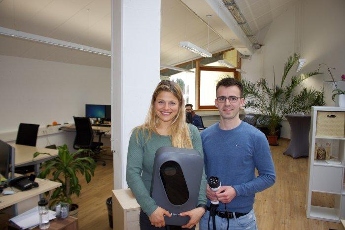 Innovation, Entwicklerfreudigkeit und ein tolles Team © Allgäu GmbH