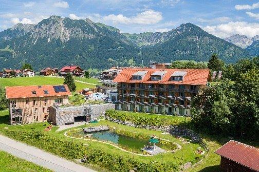 Hotel Oberstdorf, © Oberstdorfer Hotel Besitz und Betriebs GmbH