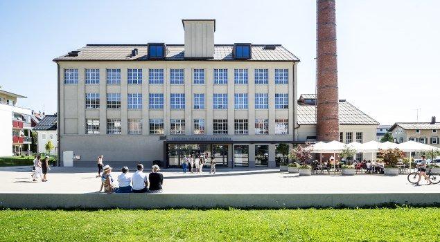 Kulturfabrik Lindenberg © Dominik Berchtold