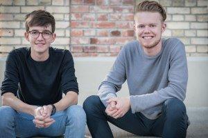 David Knöbl und Neele de Vries sind Gründer und Geschäftsführer von Dynamic Video. © Allgäu GmbH, Tobias Hertle